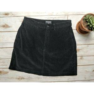 Polo Jeans Co Ralph Lauren Corduroy Skirt